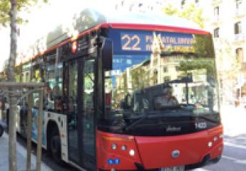 Un informe señala al transporte público como la mejor opción para descarbonizar la economía española