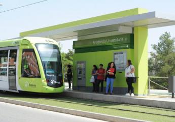 La UCAM, Tranvía y Transportes de Murcia se unen para promover la movilidad sostenible