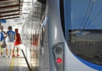 La línea 3 de Bilbao catapulta los viajes de Euskotren, que suben casi un 26%