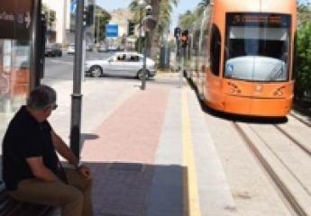 La línea 5 del TRAM d'Alacant se mantendrá en servicio de manera indefinida