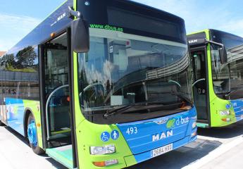 Los autobuses de San Sebastián tendrán un sistema que reducirá emisiones