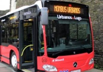 Lugo estrena un nuevo modelo de transporte público