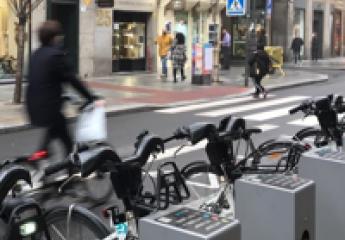 Madrid analiza ampliar el contrato de BiciMAD a los 21 distritos de la ciudad