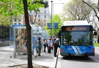 Madrid Central va a generar 36.000 viajes más en transporte público al día