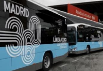 Madrid es la ciudad de España con más líneas de autobús eléctricas