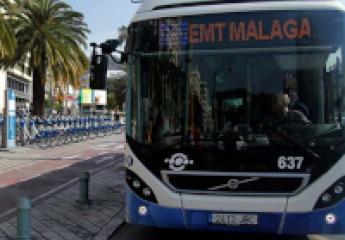 Málaga: un sistema permitirá que los semáforos estén en verde al paso de los buses de la EMT
