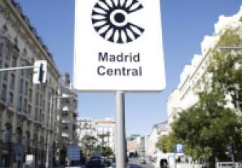 Menos coches y más usuarios de transporte público tras la puesta en marcha de Madrid Central