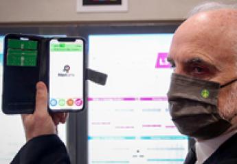 Metro Bilbao prueba una aplicación móvil que ayuda a los invidentes a moverse por las instalaciones