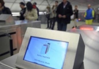 Metro Bilbao mejora la accesibilidad de sus canceladoras