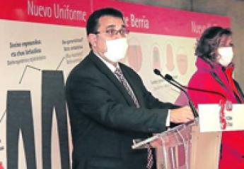 Metro Bilbao presenta su nuevo uniforme