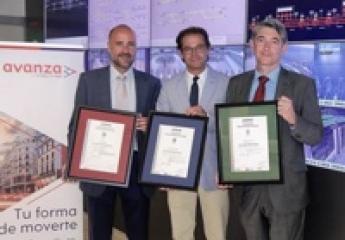 Metro de Granada obtiene los certificados de calidad en transporte de viajeros