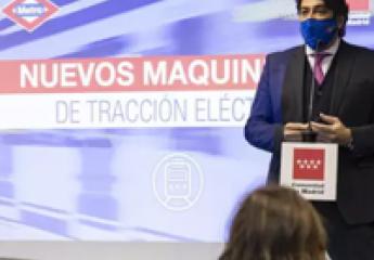 Metro de Madrid incorpora a su plantilla a 40 nuevos maquinistas