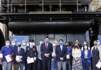 Metro de Madrid reconoce la labor extraordinaria de sus empleados