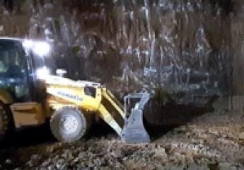 El metro de Málaga completa la excavación de tierras de sus túneles