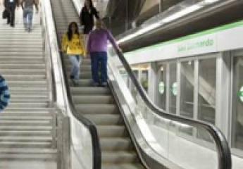 El metro de Sevilla cumple diez años con 145,7 millones de viajeros acumulados