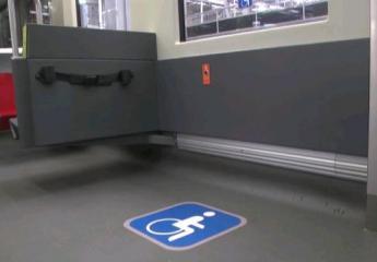 Metro Bilbao reforma sus trenes para hacerlos más accesibles