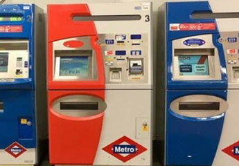 Metro de Madrid instala nuevas máquinas de venta rápida de billetes