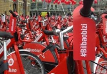 Un millón de euros más para llevar a las calles 150 bicicletas públicas nuevas de Bilbaobizi