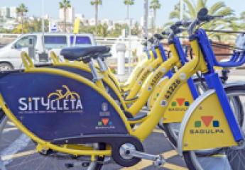 Las Palmas de Gran Canaria obtiene el premio «Civitas Resiliencia» por sus medidas de movilidad