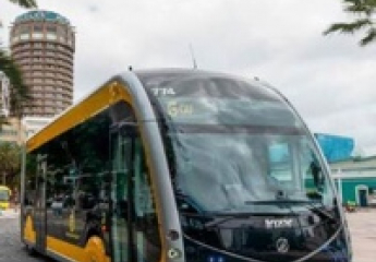Las Palmas de Gran Canaria decidirá este año el tipo de vehículo para la MetroGuagua