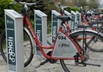 Pamplona estudiará implantar un nuevo sistema de bicicletas eléctricas y extenderlo a la comarca