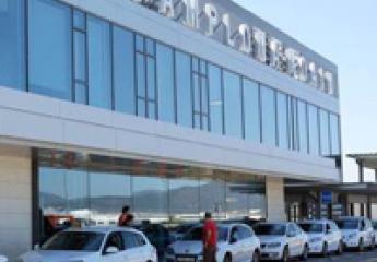 Pamplona sustituye el autobús al aeropuerto por servicio de taxis con horario y recorrido fijo