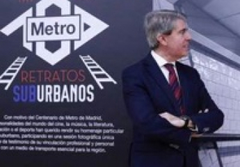 Personalidades de la cultura y el deporte celebran el centenario del metro de Madrid
