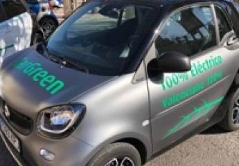 El primer proyecto de 'carsharing' pagará a la O.R.A. de València 150.000 euros anuales