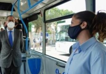 Salamanca apuesta por la igualdad de oportunidades en el servicio de autobús urbano