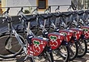 Se inaugura en Ibiza el servicio de bicicleta compartida Ibizi