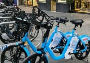 Sevilla aplaza la implantación de una nueva empresa de bicicletas de alquiler con asistencia al pedaleo
