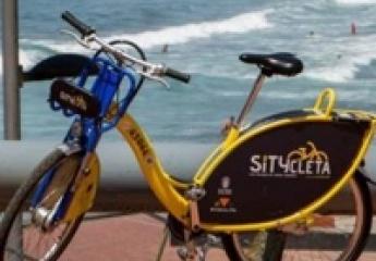 La Sitycleta se consolida como uno de los grandes éxitos de Las Palmas de Gran Canaria