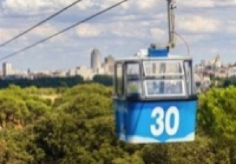 El Teleférico de EMT Madrid cumple 50 años como referente turístico de la ciudad