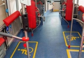 TMB presenta 105 nuevos buses para Barcelona con asistencia de conducción segura