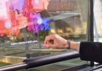 TMB equipa un bus turístico de Barcelona con 5G