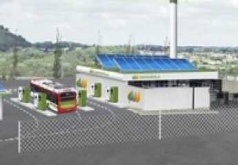 TMB firma el contrato para implantar en Barcelona la primera hidrogenera de uso público de España
