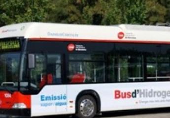 TMB impulsa el hidrógeno en Barcelona para la nueva movilidad