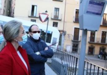 Toledo incorpora una nueva tecnología para personas ciegas en los autobuses urbanos