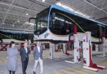 Transportes Urbanos de Santander estrena sede