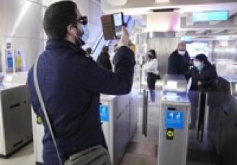 El tranvía de Bilbao y la línea 3 del metro implantarán un sistema de guiado para discapacitados visuales