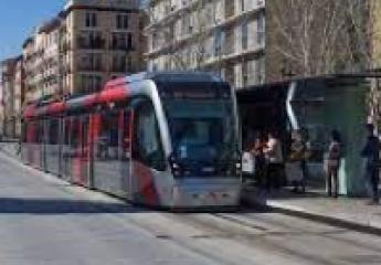 El tranvía de Zaragoza, finalista en cuatro categorías de los Global Light Rail Awards