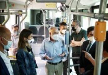 Tusgsal incorpora 39 nuevos autobuses híbridos en el Barcelonés Nord