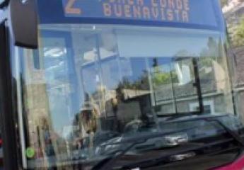 Un notable para los autobuses urbanos de Toledo