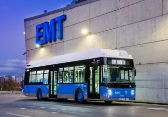 Un autobús sin conductor circulará por Sabadell y Terrassa