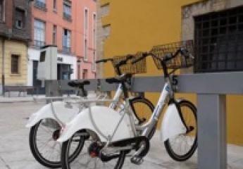 El uso de las bicicletas públicas de Avilés se multiplica por cinco en un año
