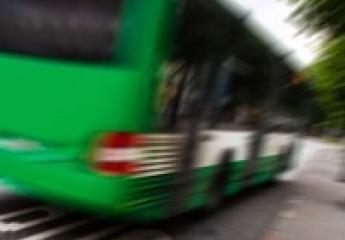 El uso del transporte urbano crece un 2,7% en 2018