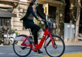 Los usuarios del Bicing (Barcelona) se disparan con la pandemia