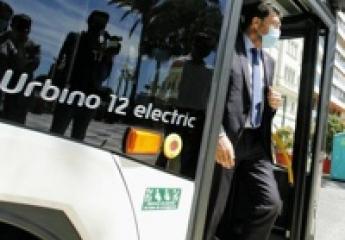 Vectalia pone a prueba un autobús 100% eléctrico en Alicante