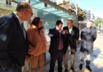 Vectalia presenta en Alicante un sistema para personas con discapacidad visual