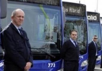 Vectalia renueva su flota de autobuses metropolitanos de Alicante